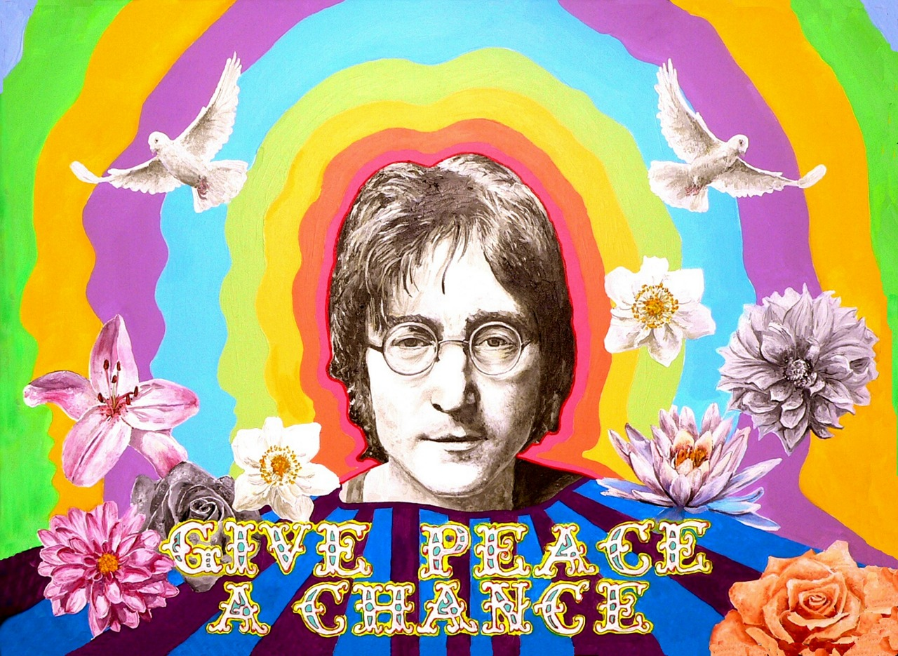 Love and Peace: The Hippie Philosophy